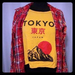Tokyo long sleeve